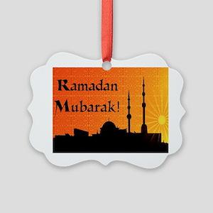 ramadanmubarak Picture Ornament