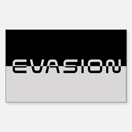 Evasion Rectangle Decal