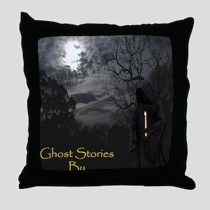 GhostStorySmallPoster Throw Pillow