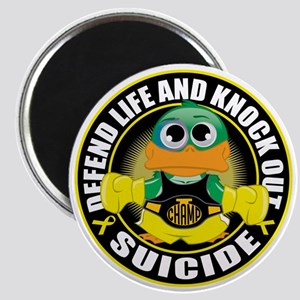 Knock-Out-Suicide-CIRCLE Magnet