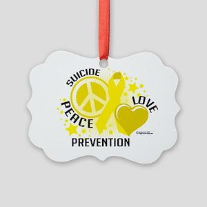 Suicide-PLP Picture Ornament