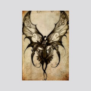 faceless_fairy_edit_by_sinslave09 Rectangle Magnet