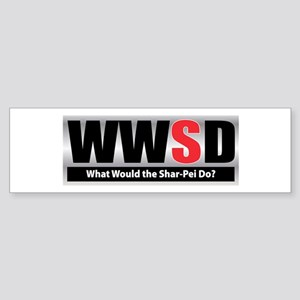 WWSD Bumper Sticker