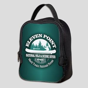 Eleven Point River Neoprene Lunch Bag
