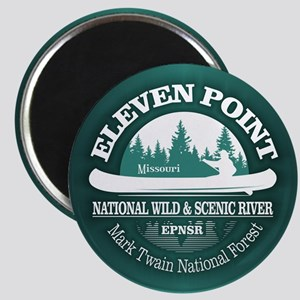 Eleven Point River Magnets