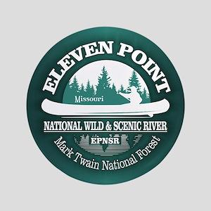 Eleven Point River Button