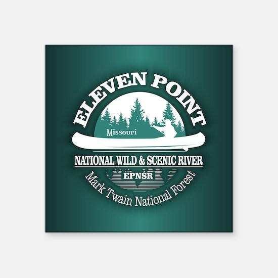 Eleven Point River Sticker