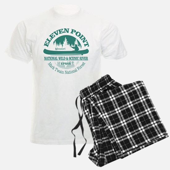 Eleven Point River Pajamas