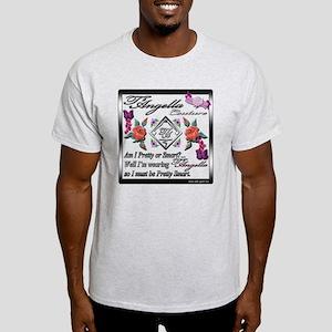 smart wmn10 x 10 copy Light T-Shirt