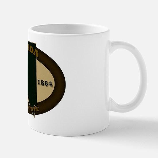 Nevada Est 1864 Mug