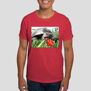 Helaine's Desert Tortoise Val Dark T-Shirt