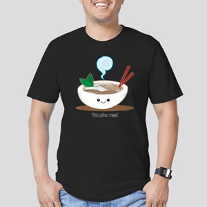 Pho Men's Fitted T-Shirt (dark)