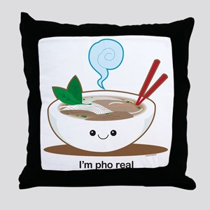 Pho Throw Pillow