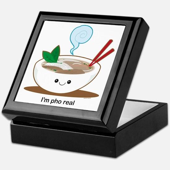 Pho Keepsake Box