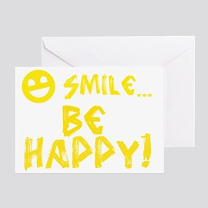 smile design Greeting Card
