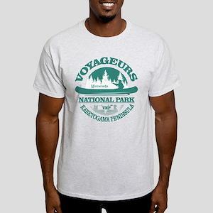 Voyageurs NP (Canoe) T-Shirt