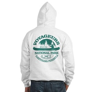 Voyageurs Np (canoe) Sweatshirt