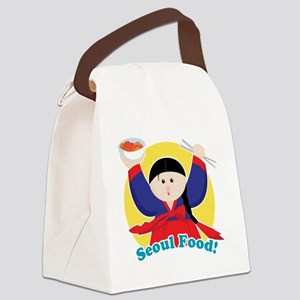 Seoulfood Canvas Lunch Bag