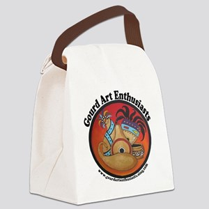shirt1large Canvas Lunch Bag