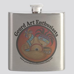 shirt1large Flask