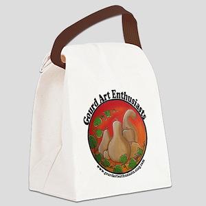 tshirt2large Canvas Lunch Bag