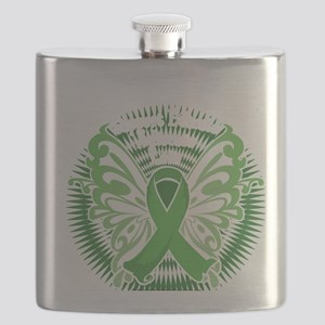 Muscular-Dystrophy-Butterfly-3-blk Flask