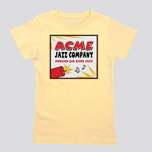 ACME rectangle Girl's Tee