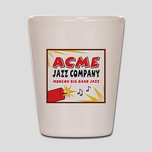 ACME rectangle Shot Glass