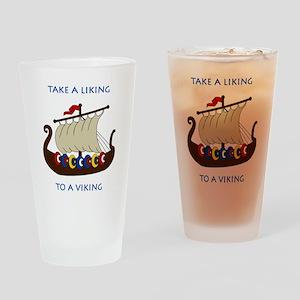 Liking2 Drinking Glass