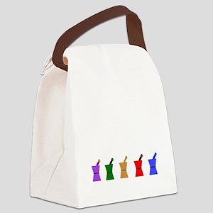 PharmD Proud Parent Canvas Lunch Bag