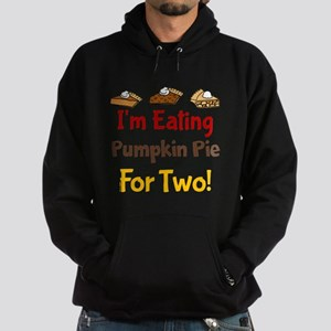 Pie For Two Hoodie (dark)
