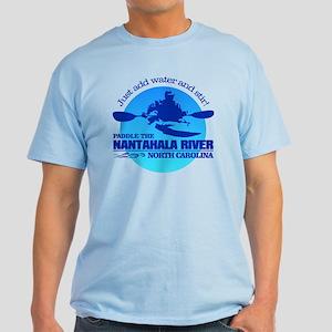 Nantahala River (Blue) T-Shirt