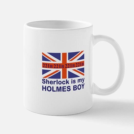 Holmes Boy Sherlock Mugs
