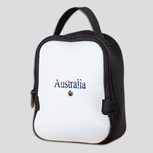 Australia CafePress Neoprene Lunch Bag