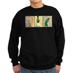 Zoochini Sweatshirt (dark)