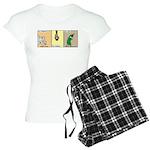 Zoochini Women's Light Pajamas