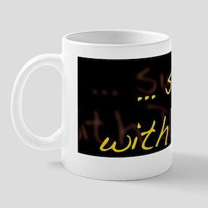 swims with new dark Mug