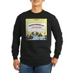 Veggy Turkeys Long Sleeve Dark T-Shirt