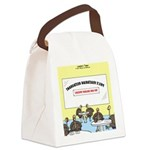 Veggy Turkeys Canvas Lunch Bag