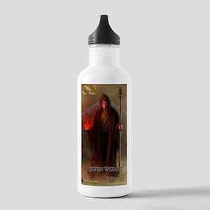 Elf Wizard Male Journa Stainless Water Bottle 1.0L
