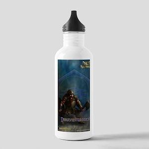 Dwarf Warrior Male Jou Stainless Water Bottle 1.0L