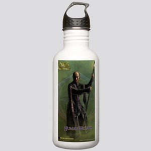 Human Wizard Male Jour Stainless Water Bottle 1.0L