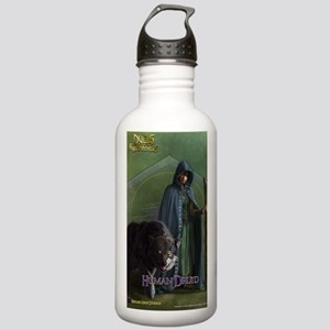 Human Druid Female Jou Stainless Water Bottle 1.0L