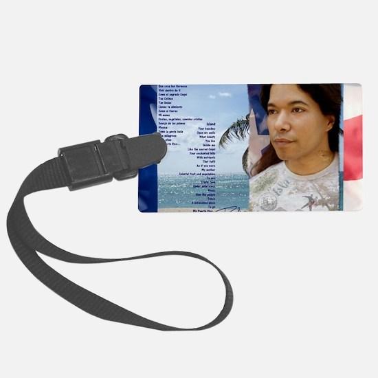 Isla-Card Luggage Tag