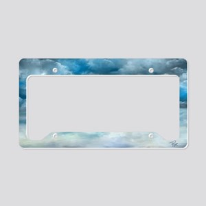 Thinking of you License Plate Holder