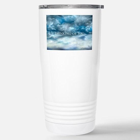 Thinking of you Stainless Steel Travel Mug