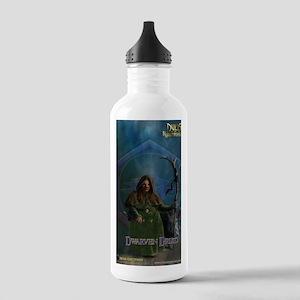 Dwarf Druid Female Jou Stainless Water Bottle 1.0L