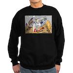 Rocking Horses Sweatshirt (dark)