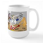 Rocking Horses Large Mug
