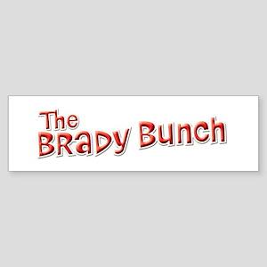 The Brady Bunch Bumper Sticker
